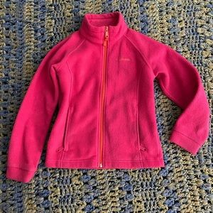 Columbia brand pink size small
